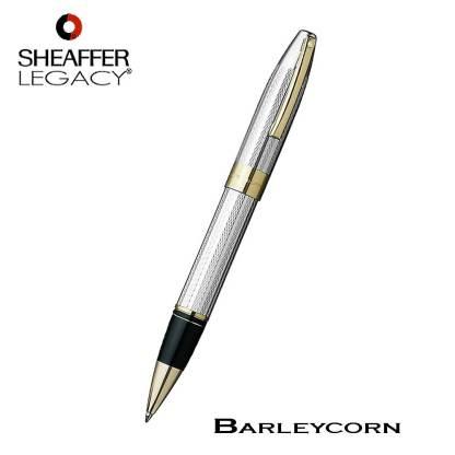 Sheaffer Barleycorn Sterling Silver Roller Pen