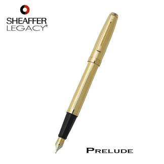 Sheaffer Prelude Gold Fountain Pen