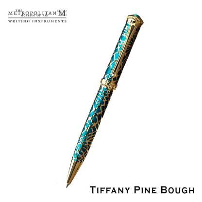 Metropolitan Museum Tiffany Ball Pen