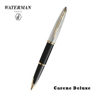 Waterman Carene Black Fountain Pen