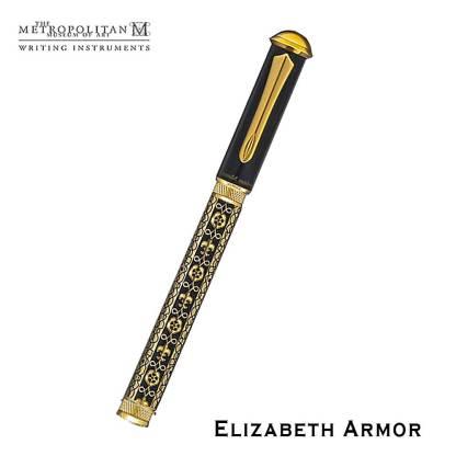 Metropolitan Museum Elizabeth Armor Roller Pen