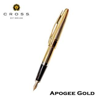 Cross Apogee Gold Fountain Pen