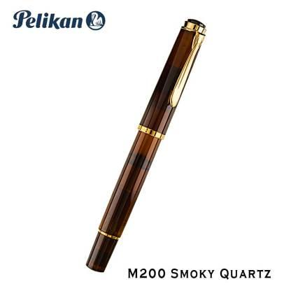 Pelikan M200 Smoky Quartz Fountain Pen
