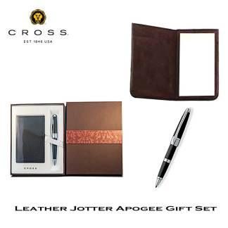 Cross Apogee Leather Jotter