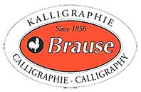 Brause Calligraphic Pen