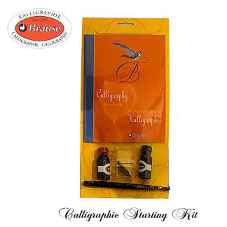 Brause Calligraphy Starter Kit