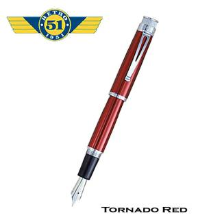 Retro51 Red Fountain Pen