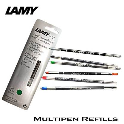 Lamy M21 Multi pen Refills