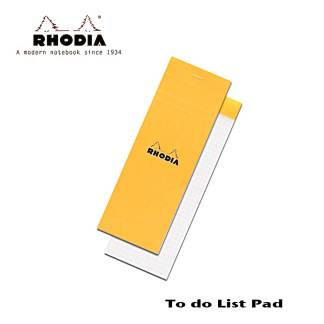 Rhodia Staple Bound 3 X 8 Pad