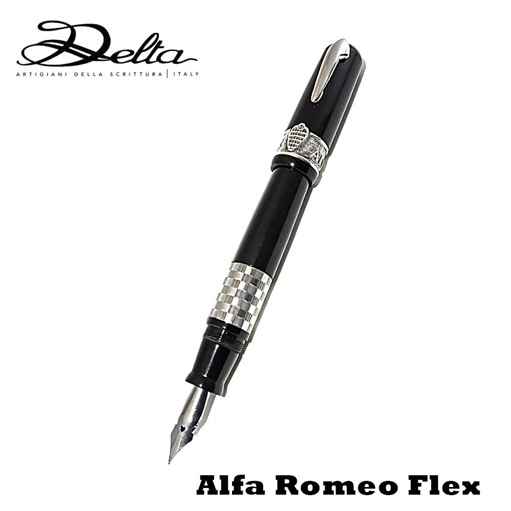 Delta Alfa Romeo Fountain Pen Available For Shipping At Theinkflow Com