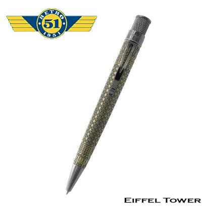 Retro51 Eiffel Tower Rollerball