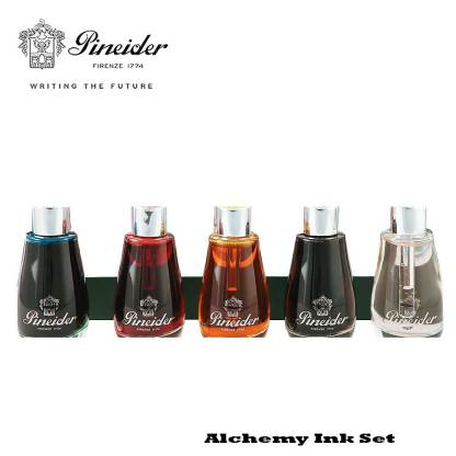 Pineider Alchemy Ink Set