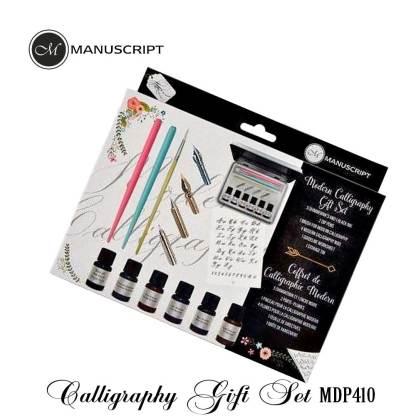 Manuscript Calligraphy Gift Set