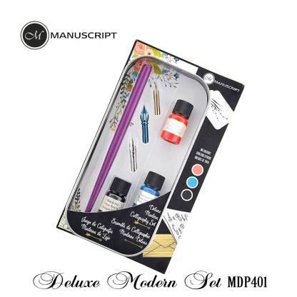 Manuscript Deluxe Modern Calligraphy Set