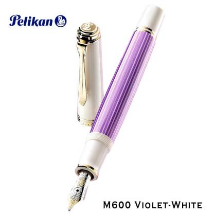 Pelikan M600 Violet White