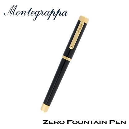 Montegrappa Zero Closed Fountain Pen