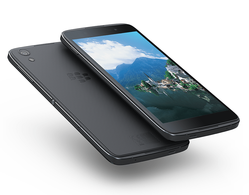 The World's Most Secure Android Smartphone is official, Blackberry launches DTEK50