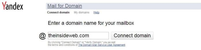 Personalized Email for Domain