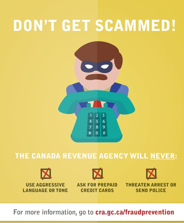 CRA suspends online services over potential security vulnerability[restored]