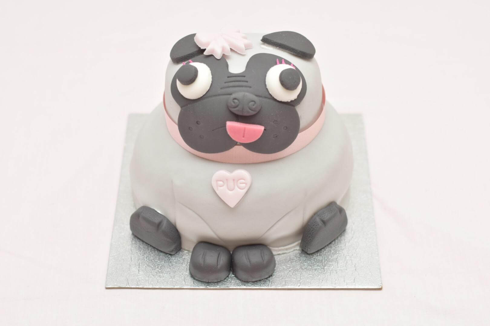 Asda Personalised Birthday Cakes In Store ~ A pug birthday cake from asda · the inspiration edit