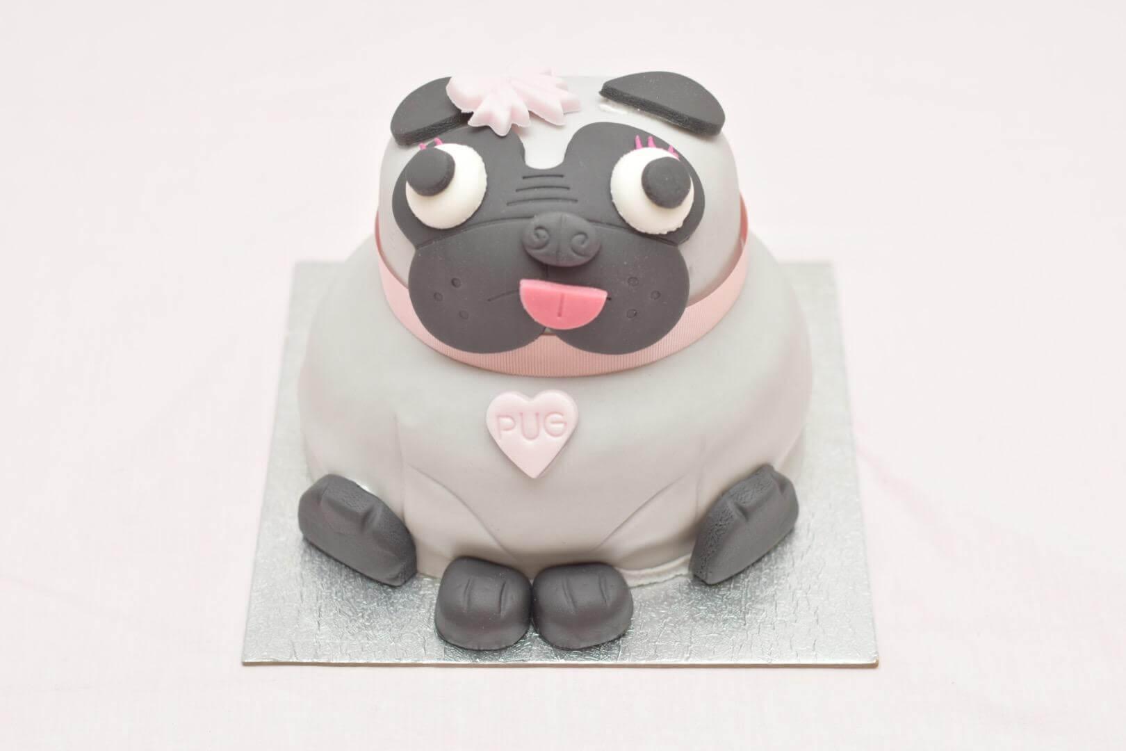 Birthday Cakes Asda Childrens ~ A pug birthday cake from asda · the inspiration edit