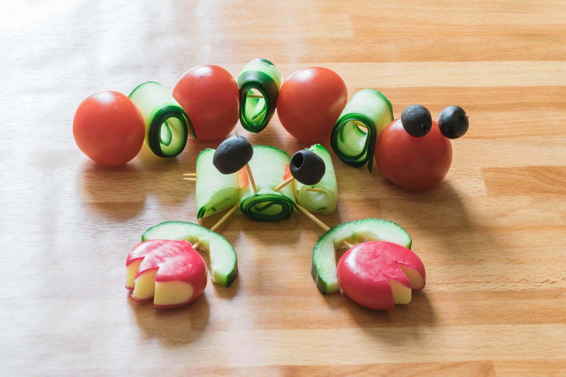 creative veggie ideas