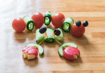 creative veggie ideas