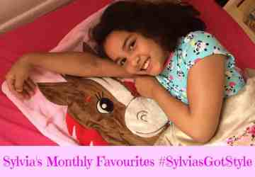 SylviasMonthlyFavourites