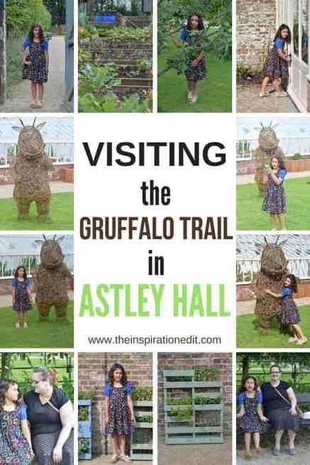 Visiting The Gruffalo Trail In Astley Hall - The Gruffalo Trail Chorley