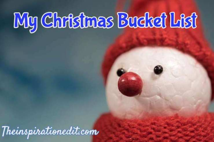 stencil 26 1 - My Christmas Bucket List