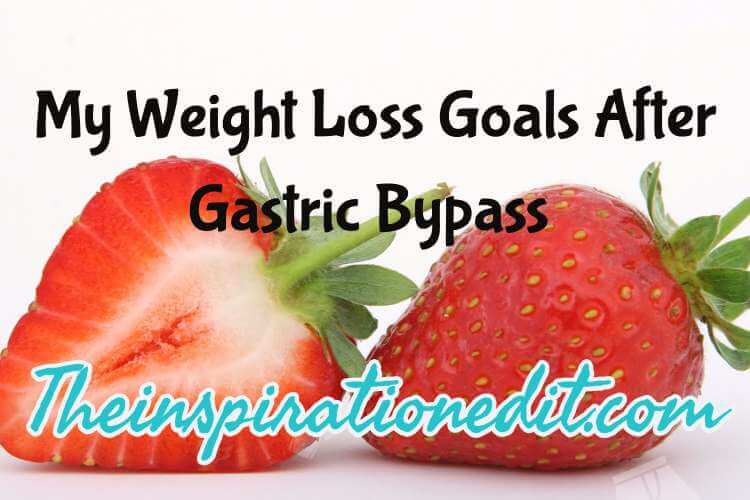 Weight Loss Goals Bariatric Surgery