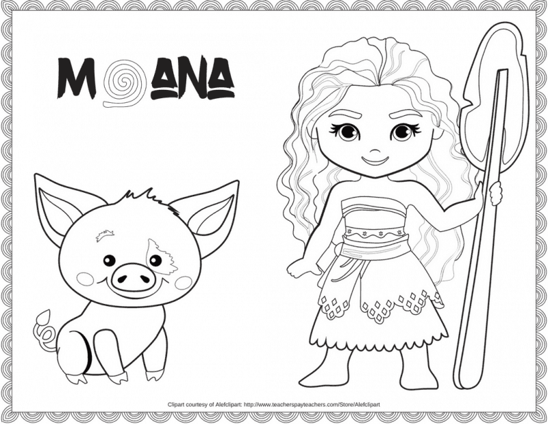 Exclusive Free Disney Moana Printables 183 The Inspiration Edit