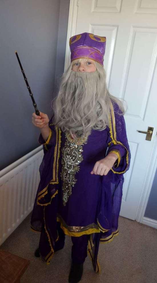dumbeldore costume