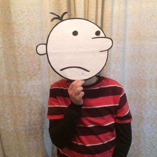 diary of a winpy kid costume