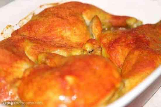 Puertorican Chicken