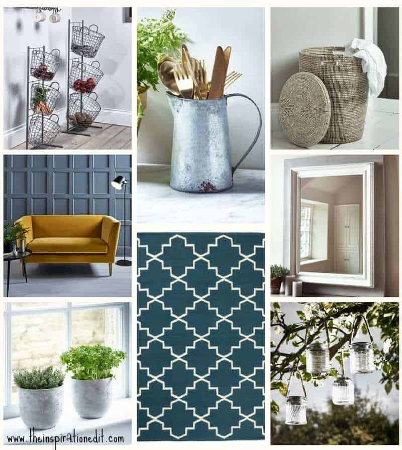 Spring Decor Inspiration For The Home · Editrhtheinspirationedit: Spring Home Decor Add On Items At Home Improvement Advice