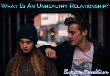 unhealthy relationship