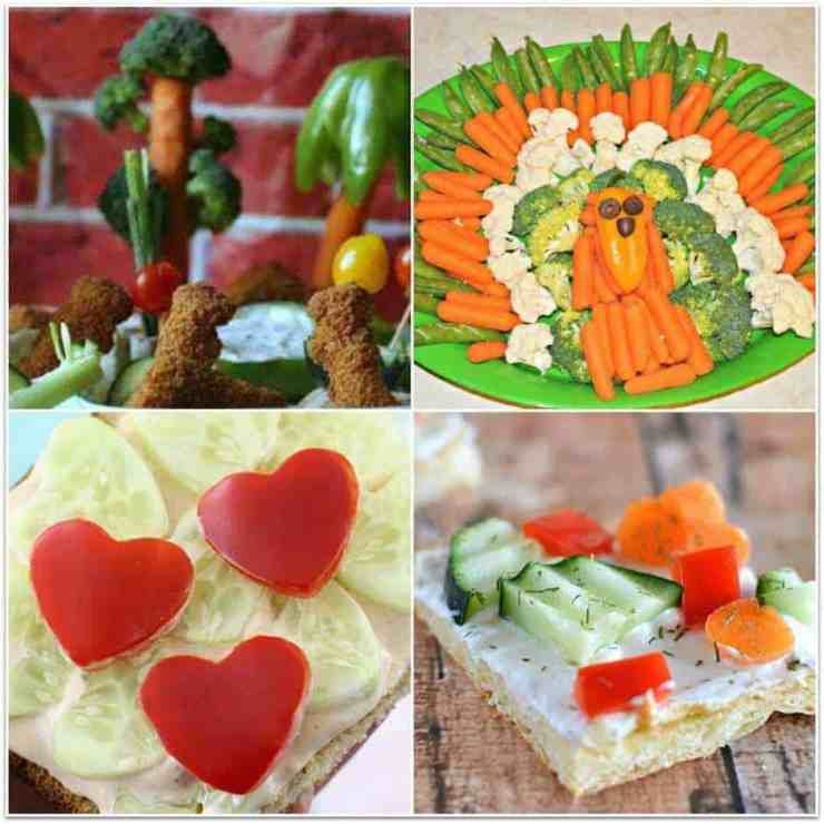 creative vegetable ideas and recipes