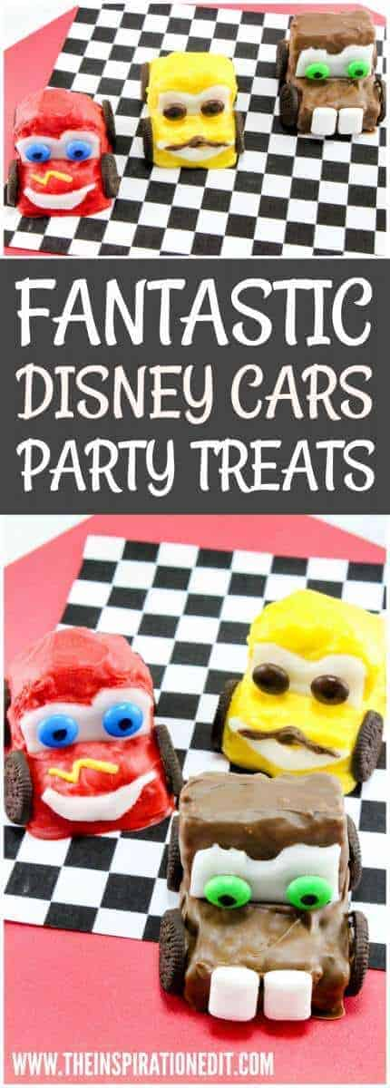 DISNEY CARS PARTY IDEA
