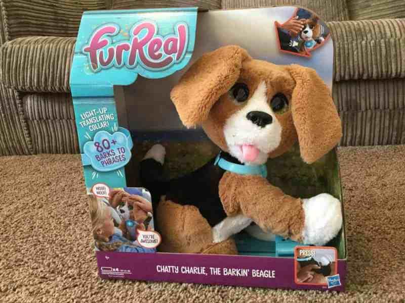 Chatty Charlie The Barkin Beagle