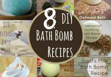 diy bath bomb