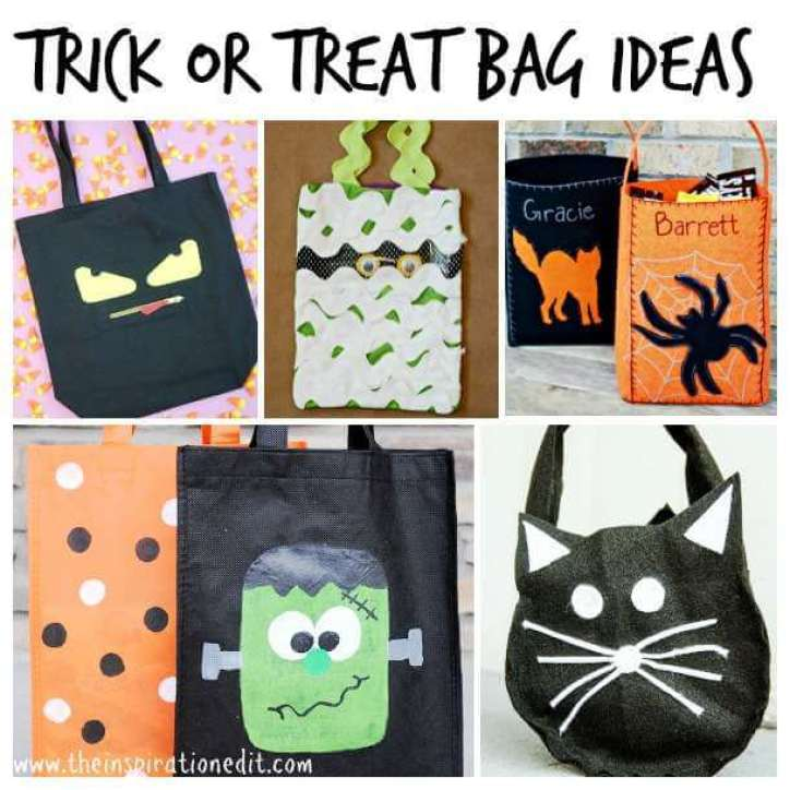 trick or treats bag