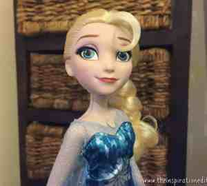 Melody Elsa Doll