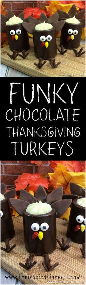 funky thanksgiving turkeys