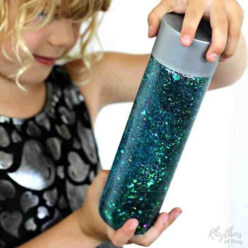 DIY-Mermaid-Bottle-Glitter-Sensory-Bottle-