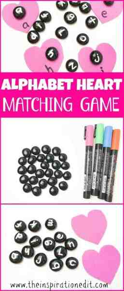 alphabet heart game