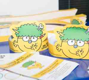 little miss inventor from mr men