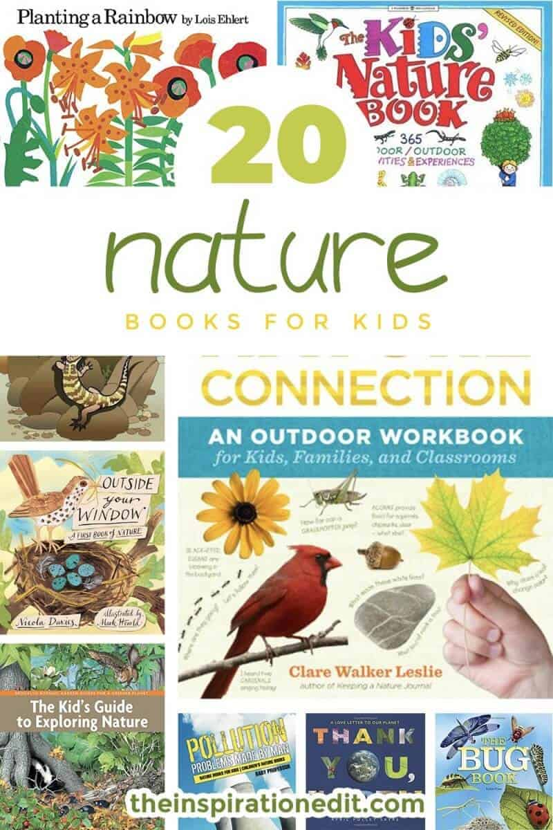 kids books about nature