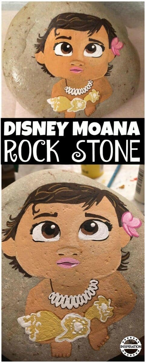 disney moana rock stone