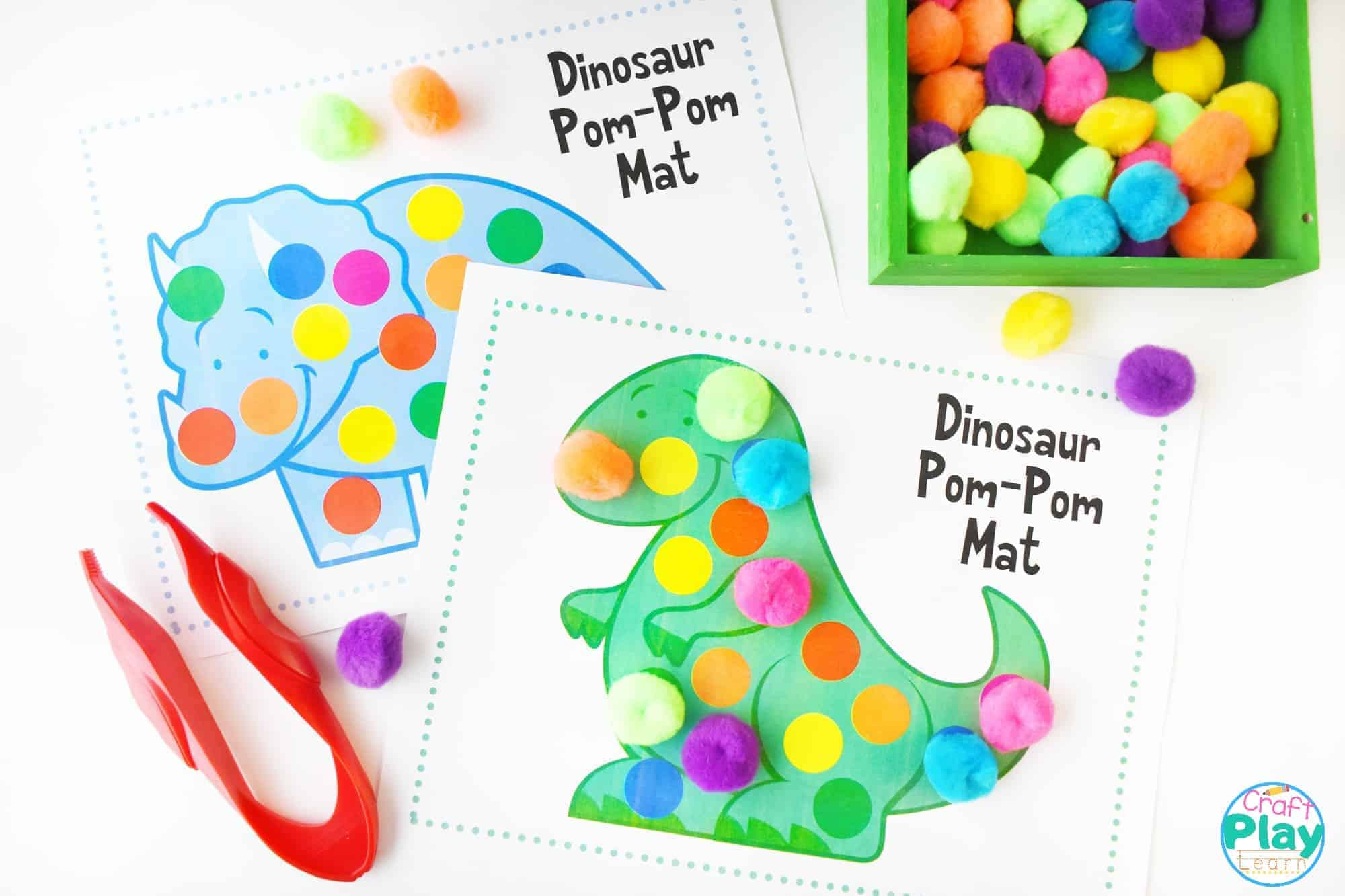 41 Dinosaur Activities And Crafts For Summer The